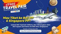 Ini Kesempatan Terakhirmu Dapatkan Tiket Gratis Bali & Singapura