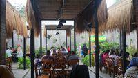 BenSunda : Makan Sekenyangnya Cuma Bayar Rp 30.000 di Restoran Artis