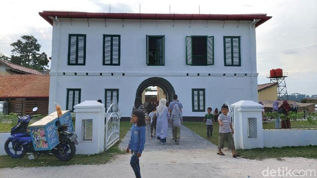 Kisah Bekas Penjara Belanda Berusia 159 Tahun di Sumatera