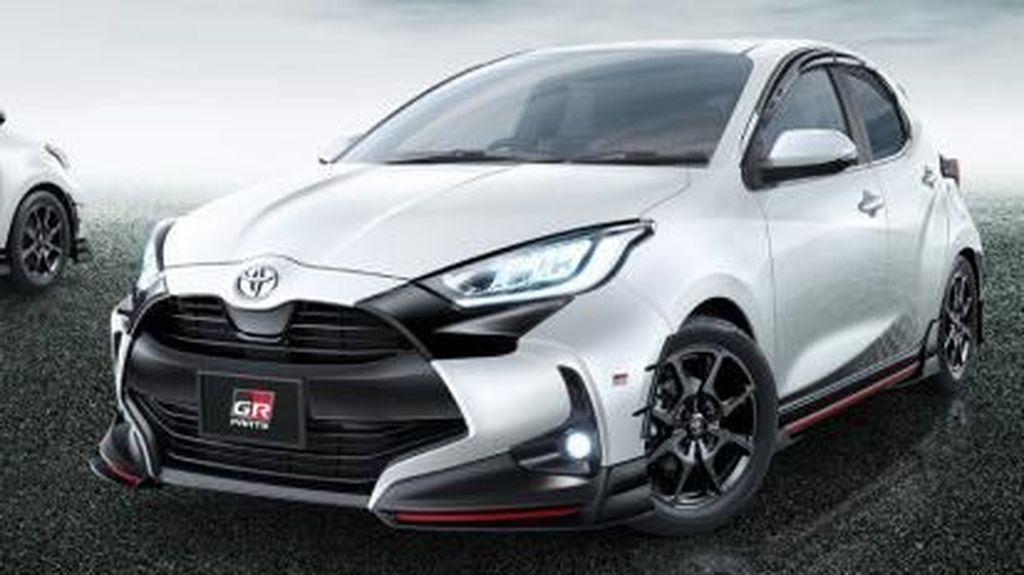 Toyota Yaris Versi TRD 2020, Keren Ga?