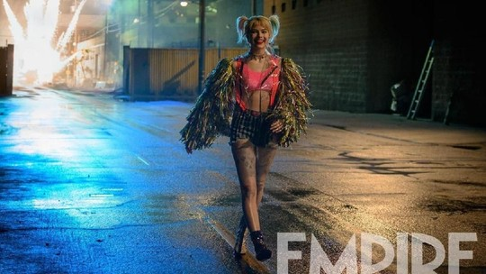 Melihat Penampilan Terbaru Margot Robbie di Birds of Prey