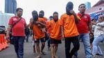 Barang Bukti Hingga Pelaku Narkoba Diamankan Polda Metro Jaya