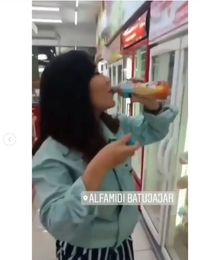 Heboh Vaping di Kereta, Pelaku Juga Pernah Menaruh Kembali Bekas Minuman di Minimarket
