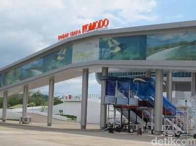 Tarik Ulur Penutupan Bandara Komodo Saat Wabah Corona