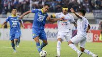 Omid Nazari Tak Sabar Berlatih Kembali Bersama Persib Bandung