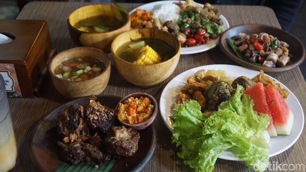 Puas Makan di Restoran Ruben Onsu Cuma Bayar Rp 30 Ribu