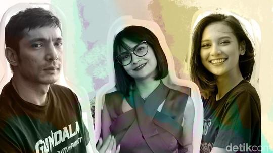 Abimana, Anya Geraldine hingga Vanessa Angel di Kaleidoskop detikHOT