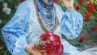 Momen Makan Svetlana Gass, Nenek 60 Tahun yang Menang Kontes Kecantikan