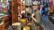Liburan di Dubai, Tas Louis Vuitton Najwa Shihab Bikin Netizen Salfok