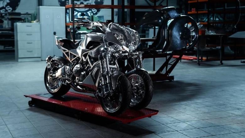 Modifikasi Yamaha Niken Foto: ultimatemotorcycling