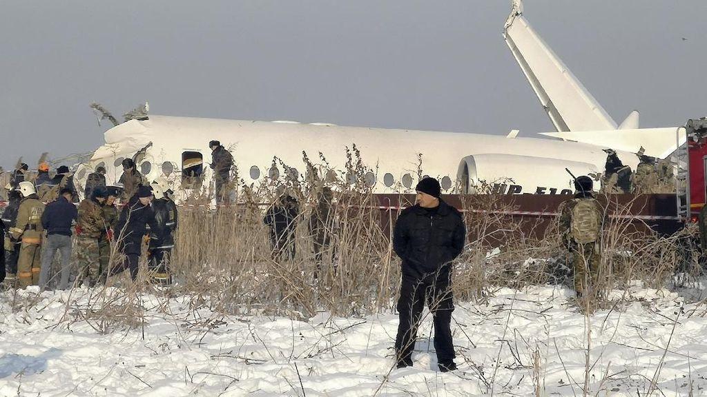 Korban Tewas Pesawat Bek Air Bertambah Jadi 12 Orang