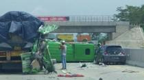 Kecelakaan di Tol Semarang-Batang, 1 Meninggal dan 3 Luka Berat