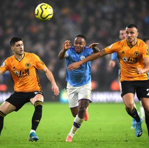 Head to Head Wolverhampton Vs Man City