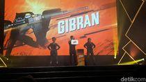 Gelar Kompetisi eSport, Gibran Sebut Solo Setingkat Jakarta