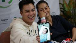 Fix! Baim Wong-Paula Akhirnya Tetapkan Nama Anaknya Kiano Tiger Wong