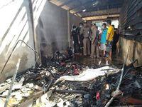 Ponsel Meledak Picu Kebakaran Rumah dan Tewaskan Penghuninya