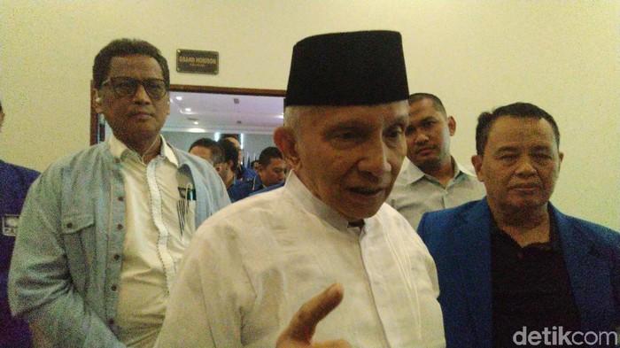 Amien Rais di Semarang