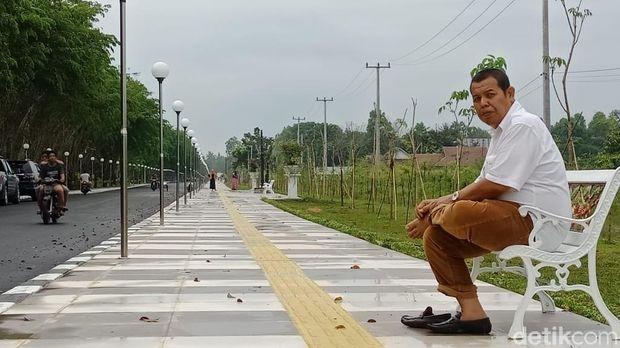 Liburan ke Siak, Ada Pedestrian Kinclong di Sana
