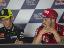 Rossi Mau-mau Saja Rekrut Dovizioso Jadi Test Rider Yamaha, tapi ...