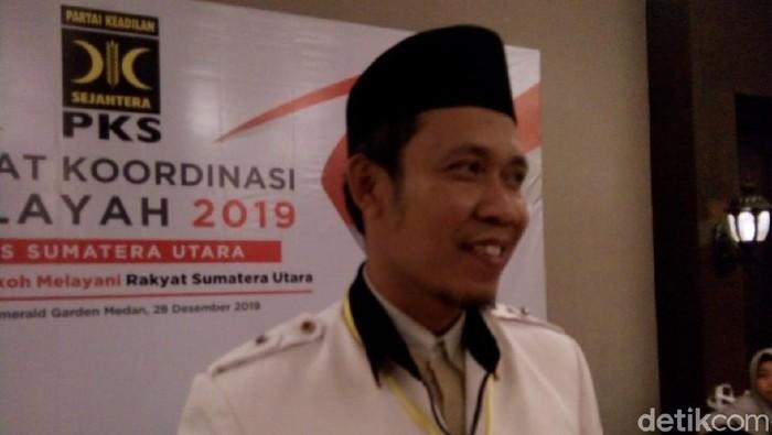 Ketua DPW PKS Sumut Hariyanto