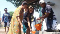 Video Geger Sumur di Pemakaman Berasap Putih, Airnya Berubah Hangat