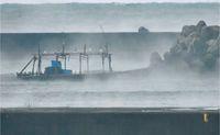 Misteri 'Kapal Hantu' di Jepang