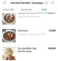Iseng! 5 Resto Ini Pasang Foto Makanan Nyeleneh di Aplikasi Ojol