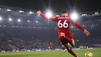 Alexander-Arnold, Sang Raja Assist Liverpool