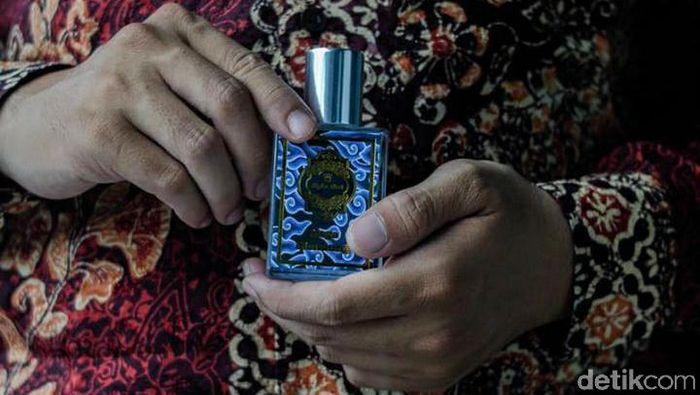 Foto: Parfum Batik (Herdi Alif Al Hikam/detikFinance)
