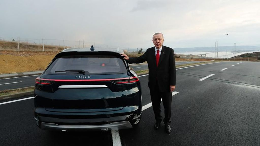 Turki Bikin Mobil Nasional, Pabriknya Siap Berdiri
