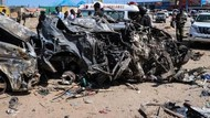 Bom Mobil Meledak di Somalia, 78 Orang Tewas