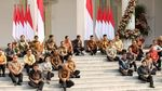 Akhir Persaingan Sengit Jokowi dan Prabowo