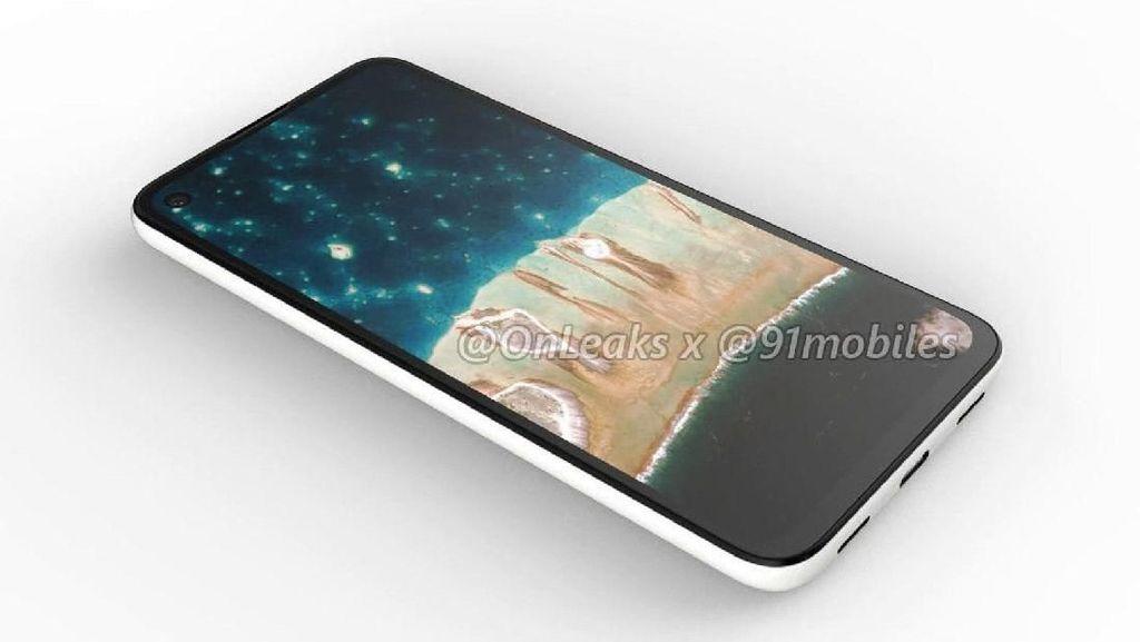 Google Pixel 4a Bakal Dukung 5G