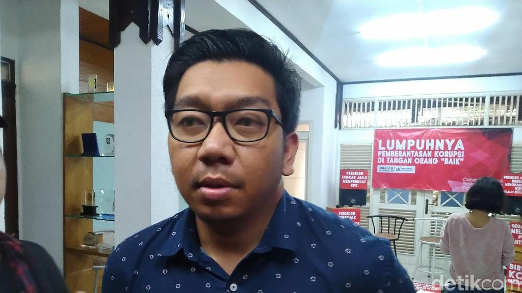 ICW Tanya Maksud Luhut Minta KPK Tak Periksa Edhy Prabowo Berlebihan