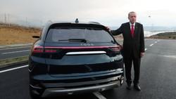Video Momen Erdogan Luncurkan Mobil Listrik Ala Turki