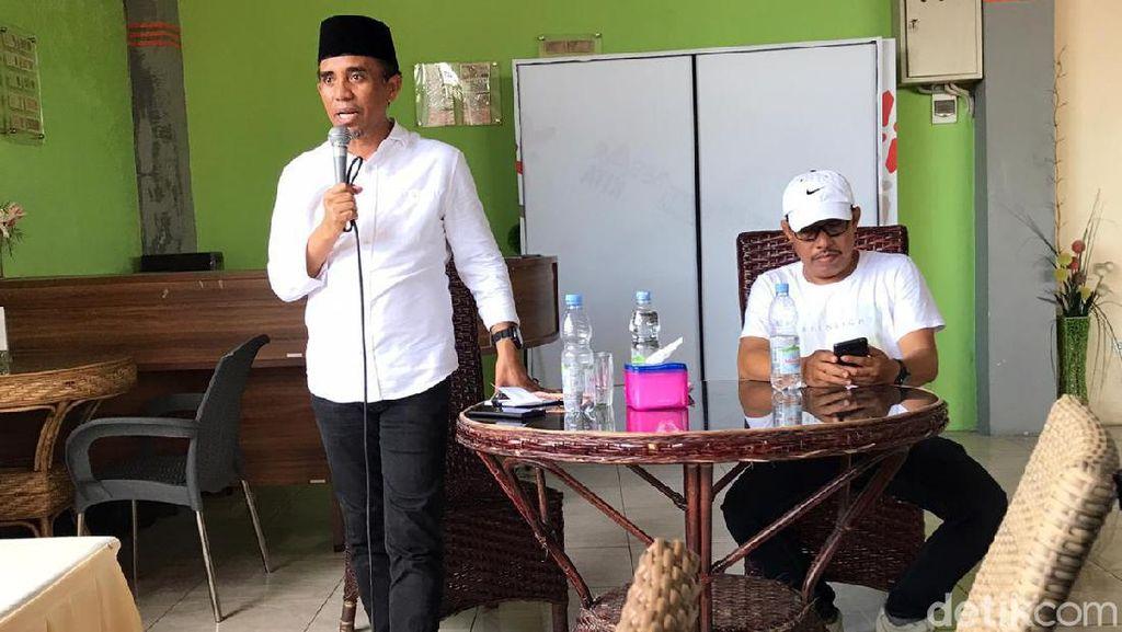 Anggota DPR Anwar Hafid Siap Lawan Pasha di Pilgub Sulteng 2020