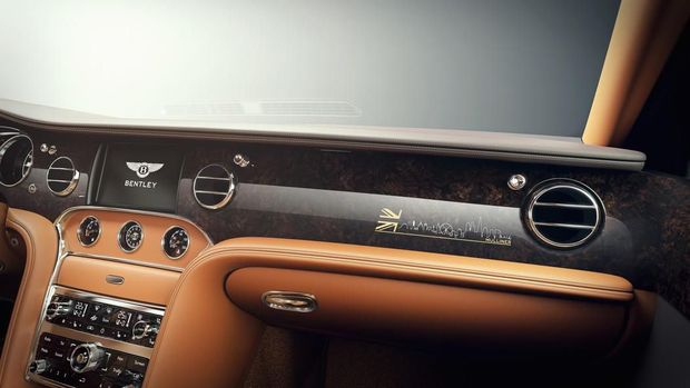 Bentley Mulsanne Limited Edition Extended Wheelbase