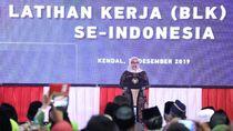 Menaker Sebut BLK Komunitas Tingkatkan Kompetensi SDM Indonesia
