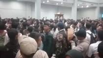 Ratusan Pegawai Magang Transjakarta Demo Tagih Status Kerja