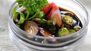 5 Langkah Mudah Bikin Sambal Kecap Pedas Manis Untuk BBQ