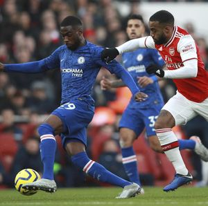 Tengah Pekan Seru di Liga Inggris: Chelsea Vs Arsenal