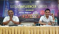 Saingi Korea & AS, Indonesia Ingin Cetak 1.000 Influencer Global