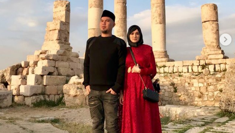 Ahmad Dhani dan Mulan Jameela Foto: Dok. Instagram/mulanjameela1