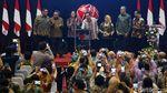 Menkeu Sri Mulyani Tutup Perdagangan Saham 2019