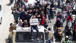 Baru Bebas, Ahmad Dhani Langsung Jalani Hukuman Kasus Idiot