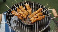 Ini Resep Satai Ayam Manis untuk BBQSpesial Malam Tahun Baru