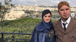 Mulan Jameela Bersyukur Sudah Berhijab Saat Ahmad Dhani Dipenjara