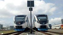 KAI Sumsel Wajibkan Penumpang Kereta-LRT Pakai Masker Cegah Corona