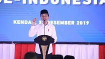 Jokowi Kasih 2 Jempol Jika DPR Selesaikan Omnibus Law dalam 100 Hari