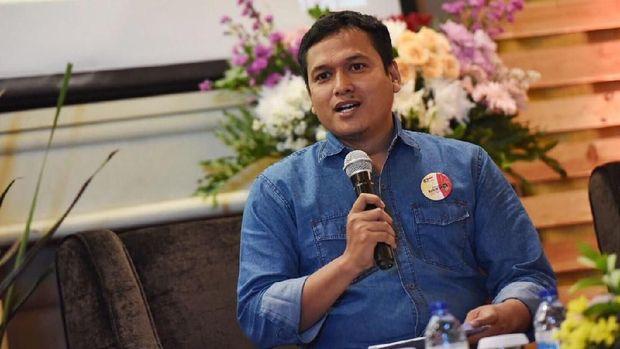 Juru Bicara DPP Partai Keadilan Sejahtera (PKS) Pipin Sopian